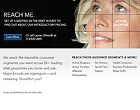 IAC Advertising: Collateral, Website, and More
