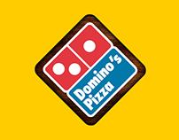 Domino's pizza App.