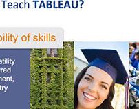Tableau Academic Programs Presentation