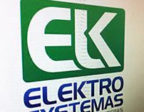Elektrosystemas Logo / Branding