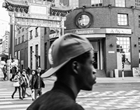 Antwerp in B&W