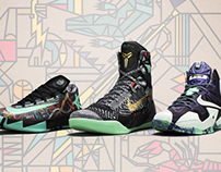 Nike NOLA Gumbo League Collection