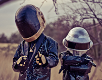 Lil' Daft Punk