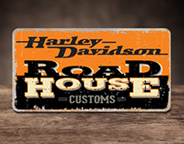 Harley Davidson Roadhouse Customs
