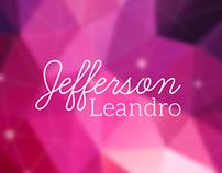 Jefferson Leandro | C.V. + Cartão