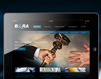 B&RA Consultancy Website Design