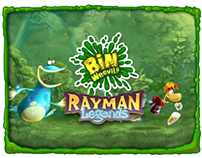 Rayman Legends - Bin Weevils LTD advertisment