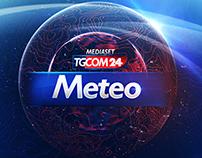 Mediaset Tg24 - Meteo