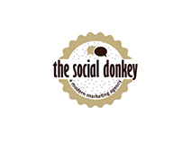 The Social Donkey Logo