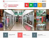 Website Pacific Center Empresarial
