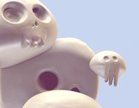 Morning Skulls
