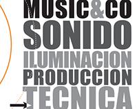 Papelería Music & Co.