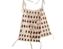Hagebutten Kostüm * Dog Rose Hips Dress