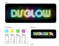 DISGLOW 5K Branding