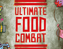 Ultimate Food Fight - Game Advert
