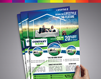 Multi-Purpose Modern Flyer Template For Business