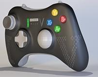 Projeto controle para X-Box 360