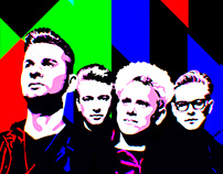 'Depeche Mode - Personal Jesus - Testcard'