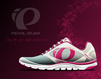 Concept Training Shoes For Pearl Izumi