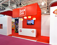 Bandai at Toy Fair London