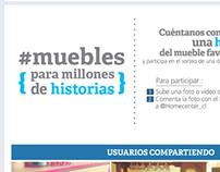 Homecenter Sodimac: #Muebles