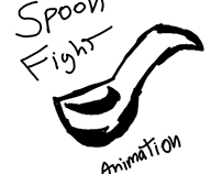 Spoon Fight Animation (Unfinished)