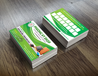 Business Card Phương Vy Shop