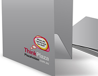 Plaza Holden Presentation Folders