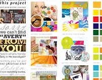 Moodboards — Assorted Projects