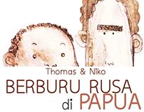 Berburu Rusa di Papua