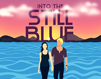 Into the Still Blue (Redesigned Cover)