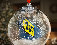 Best Buy New Years Email Greeting — Animated