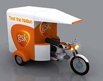 GSK Trike ,Counter