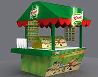 Knorr Kiosk