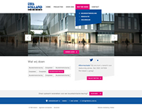 Webdesign for TMS!