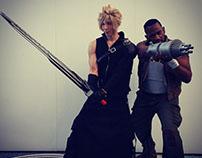 Barret Wallace - Final Fantasy VII