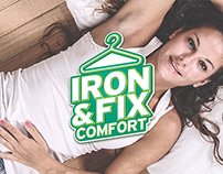Iron & Fix Comfort   ·   WebSite