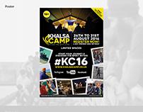 Khalsa Camp UK 2016