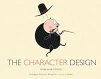 Character Design. Pigman