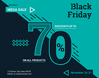 Black Friday | Modern and Creative Templates Suite