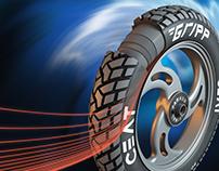 CEAT Grip Tyre