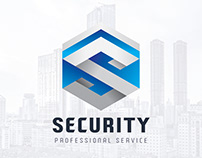 Security Service Company Logo