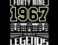 Life Begins At Forty Nine