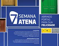 Atena // Campanha 7 Semana
