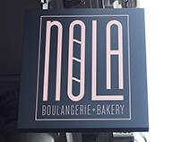NOLA BOULANGERIE & BAKERY BRANDING
