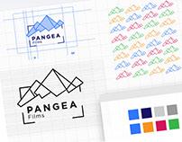 Pangea Films Branding