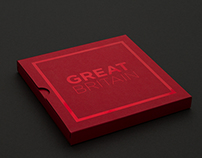 Great Britain - Book Design