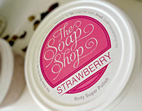 The Soap Shop - Packaging