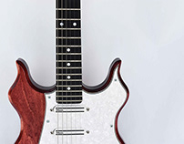 Jester Electric Guitar