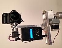 Robotic 360 head infrared